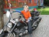 Мотоцикл и жизнь